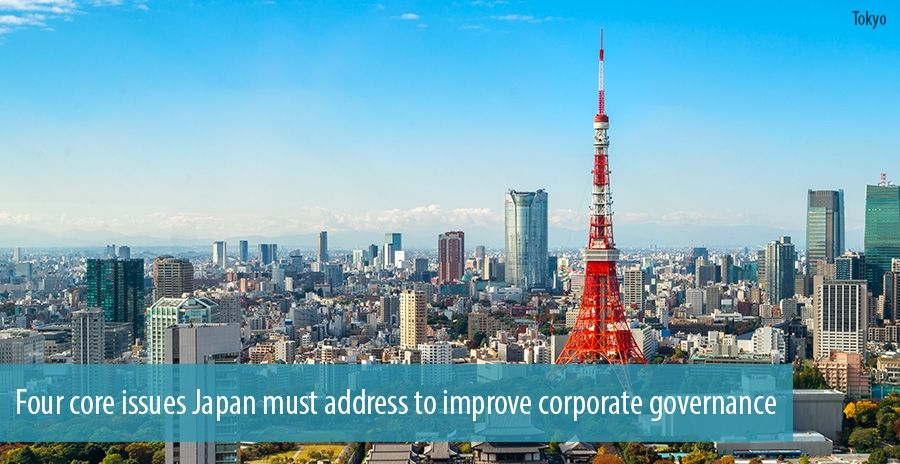 Four core issues Japan must address to improve corporate governance