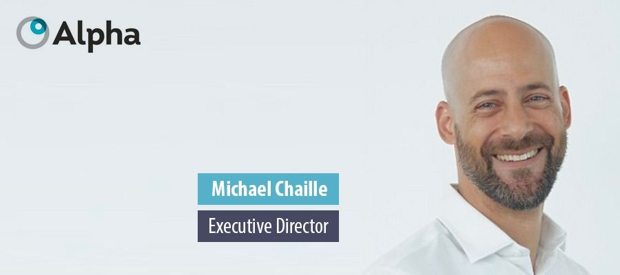 Michael Chaille, Executive Director at Alpha