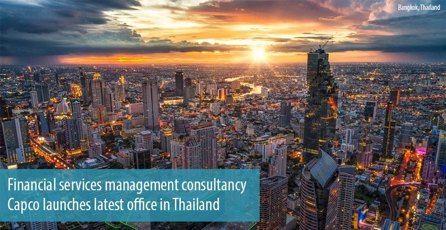 Financial services management consultancy Capco launches latest office in Thailand