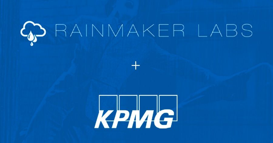 KPMG Singapore acquires Rainmaker Labs