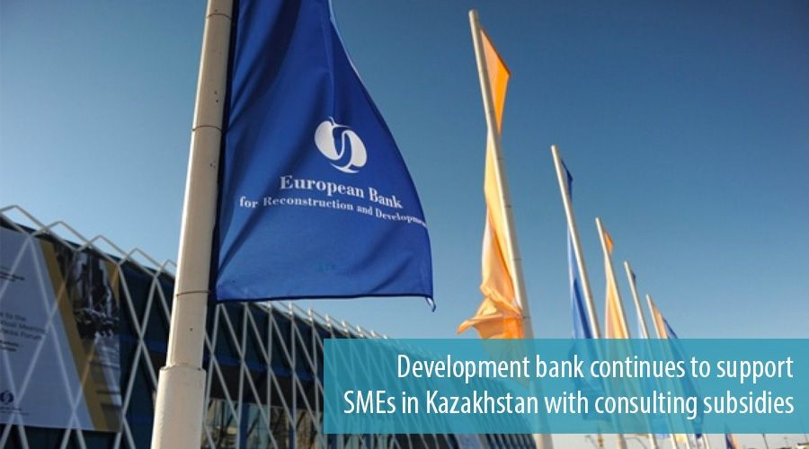 Development bank continues to support SMEs in Kazakhstan