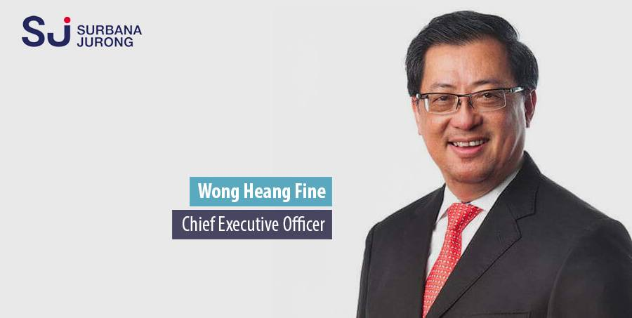 Wong Heang Fine, Chief Executive Officer - Surbana Jurong