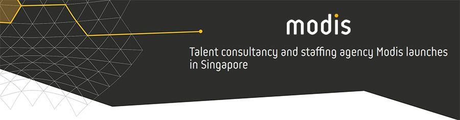 Talent consultancy and staffing agency Modis launches in Singapore