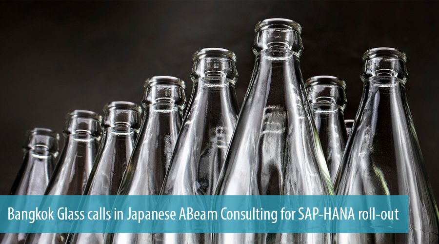 Bangkok Glass calls in Japanese ABeam Consulting for SAP-HANA roll-out