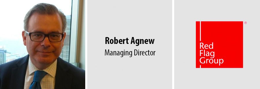 Robert Agnew, Managing Director - Red Flag Group