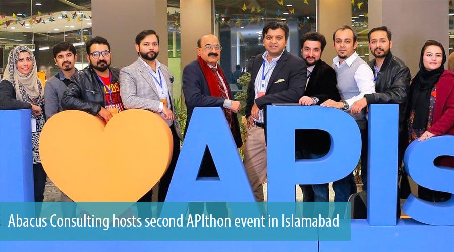 Abacus Consulting hosts second APIthon event in Islamabad