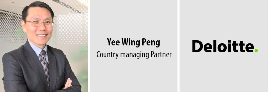 Yee Wing Peng, Country managing Partner - Deloitte