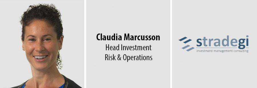 Claudia Marcusson, Head Investment Risk & Operations