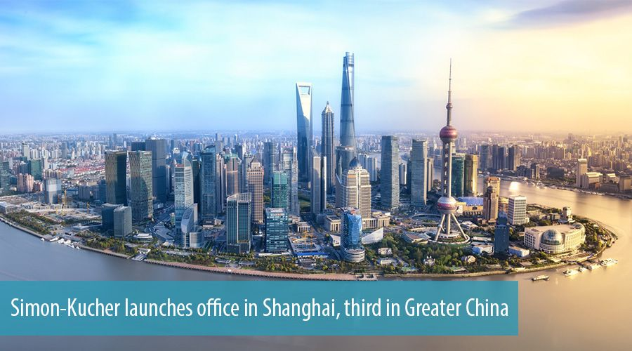 Simon-Kucher launches office in Shanghai, third in Greater China