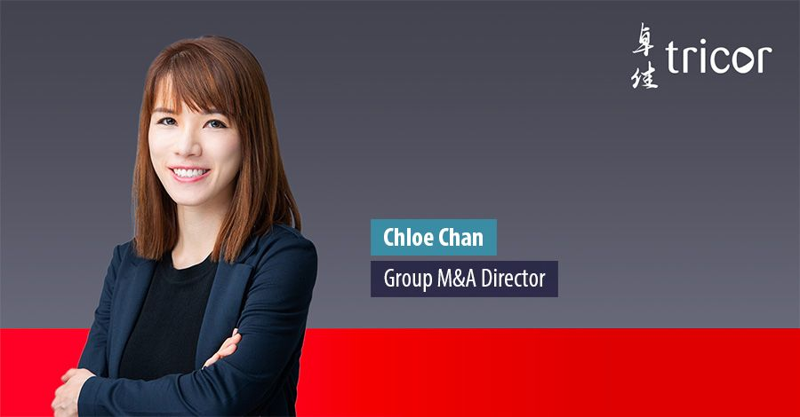 Tricor appoints ex-Deloitte partner Chloe Chan as group M&A Director