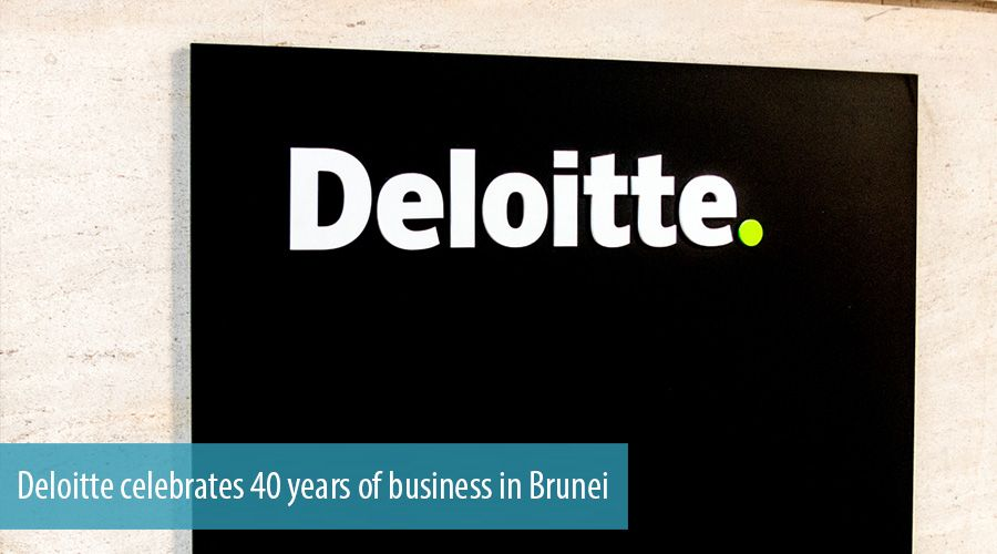 Deloitte celebrates 40 years of business in Brunei