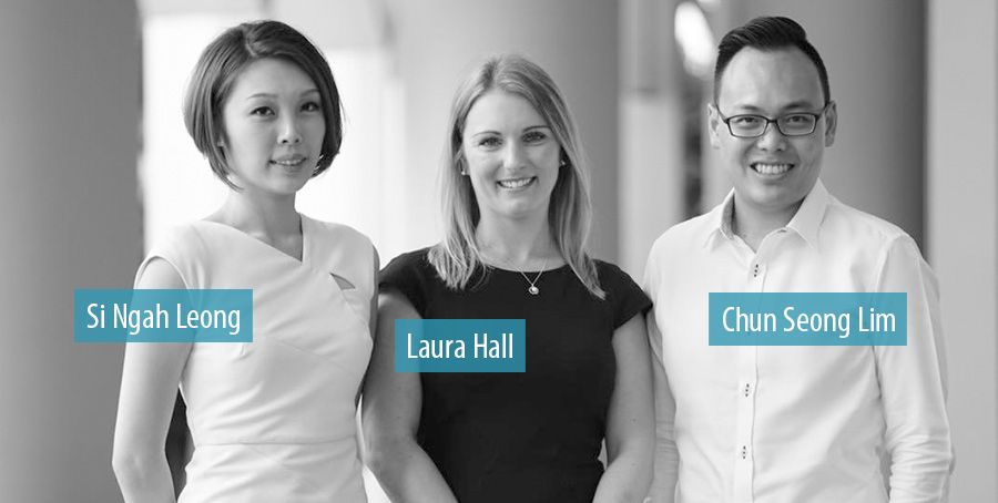 LanciaConsult welcomes Laura Hall and Si Ngah Leong to Singapore team
