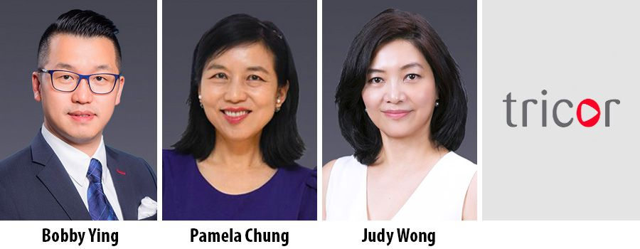 Business services firm Tricor bolsters Hong Kong office with new appointments