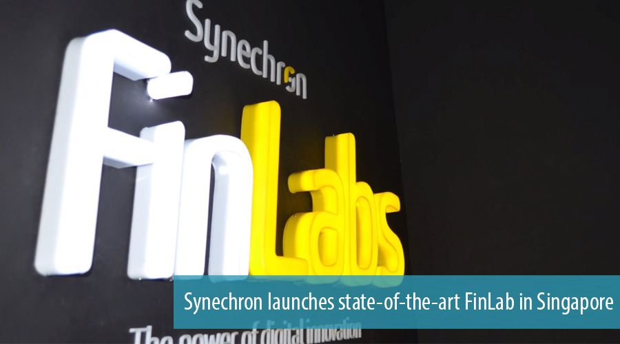 Synechron launches state-of-the-art FinLab in Singapore