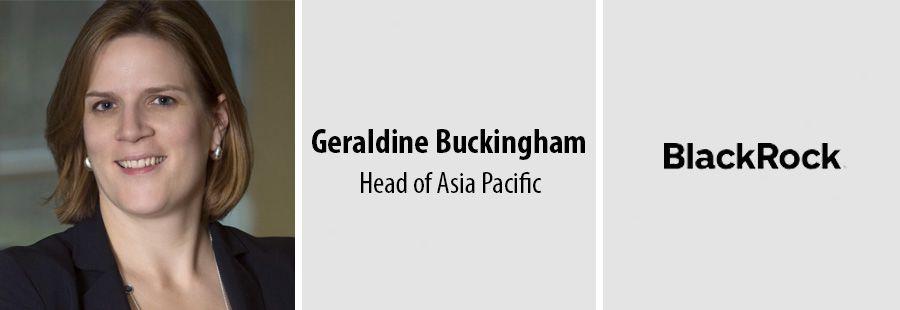BlackRock names ex-McKinsey partner Geraldine Buckingham