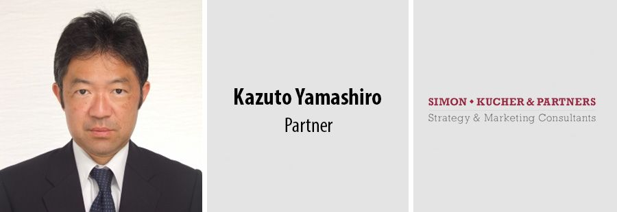 Kazuto Yamashiro, Partner at Simon-Kucher & Partners