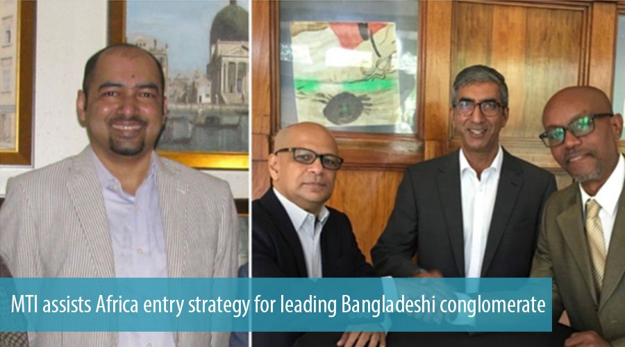 MTI assists Africa entry strategy for leading Bangladeshi conglomerate