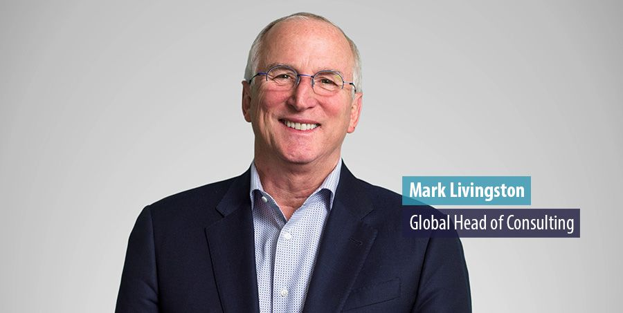 Mark Livingston, Global Head of Consulting - Infosys