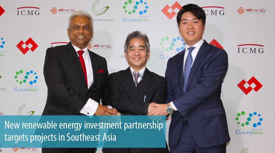 New renewable energy investment partnership targets projects in Southeast Asia