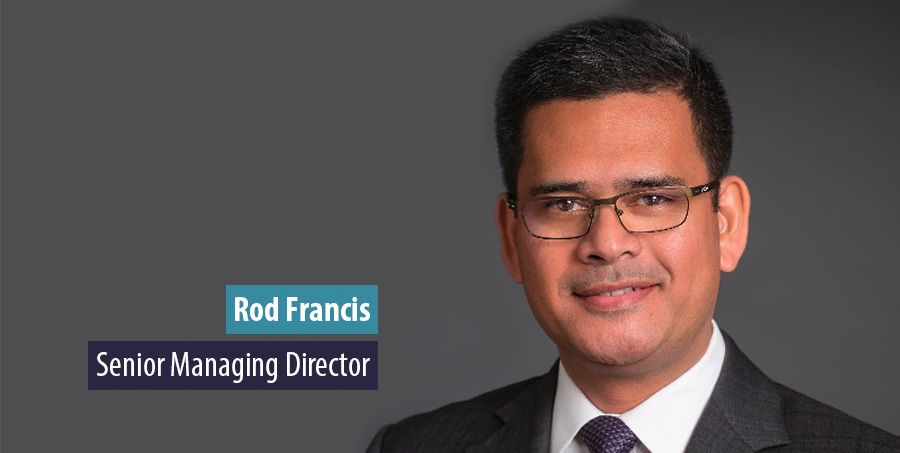 FTI appoints Rod Francis as Senior Managing Director for forensics practice in Hong Kong