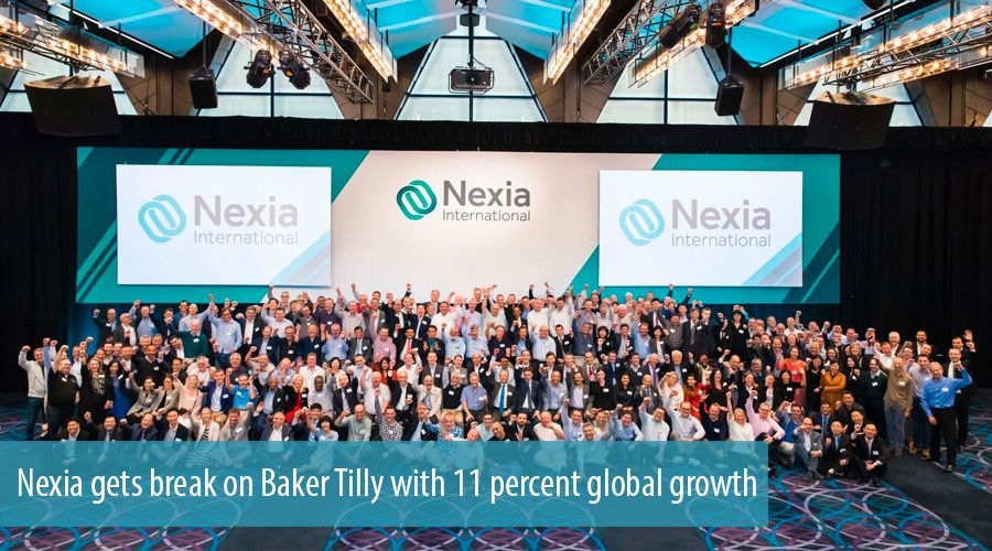 Nexia gets break on Baker Tilly with 11 percent global growth