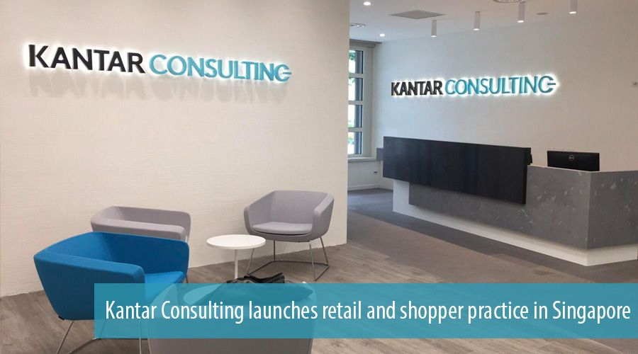 Kantar Consulting launches retail and shopper practice in Singapore