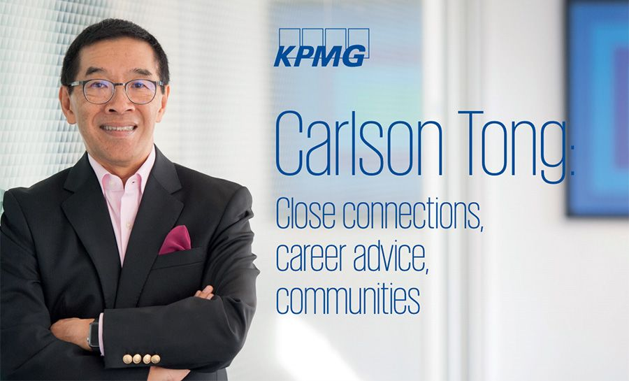 Standard Chartered brings in ex-KPMG Asia Pacific chair Carlson Tong