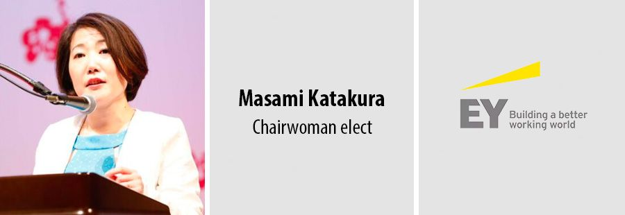 EY Japan auditing branch elects Masami Katakura as first female chair