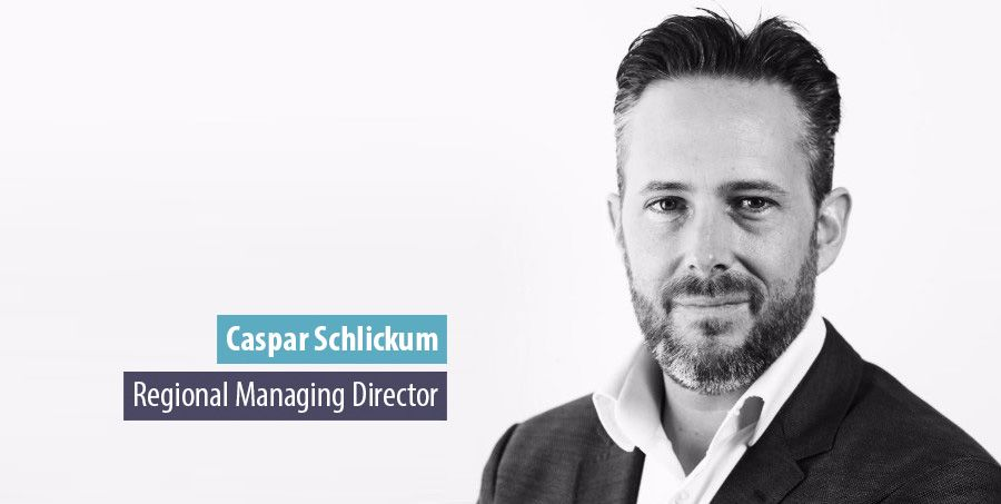 Caspar Schlickum appointed APAC head of Accenture Interactive Operations