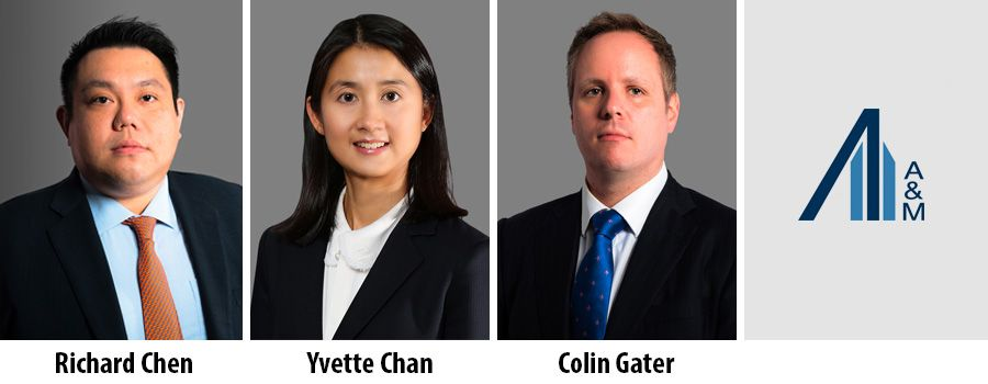 A&M bolsters transaction advisory practice in Asia with senior appointments
