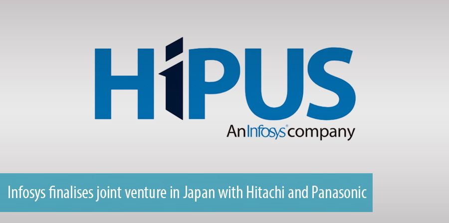 Infosys finalises joint venture in Japan with Hitachi and Panasonic