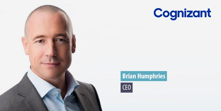 CEO Francisco D'Souza hands over to Brian Humphries at Cognizant