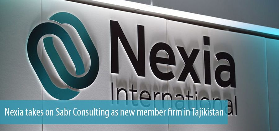 Nexia takes on Sabr Consulting as new member firm in Tajikistan