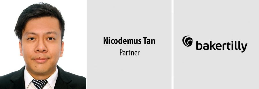 Nicodemus Tan - Partner - Baker Tilly Singapore