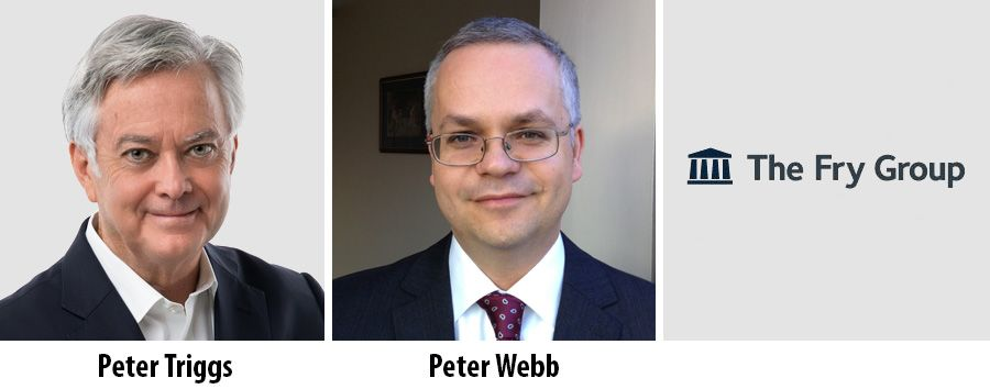 Peter Triggs and Peter Webb - The Fri Group