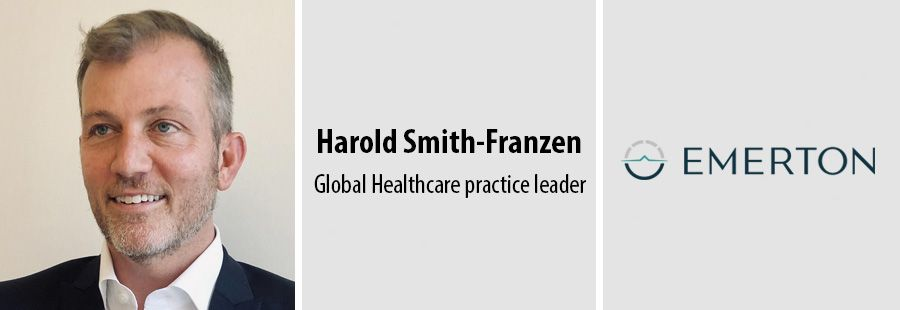 Harold Smith-Franzen - Global Healthcare practice leader - Emerton