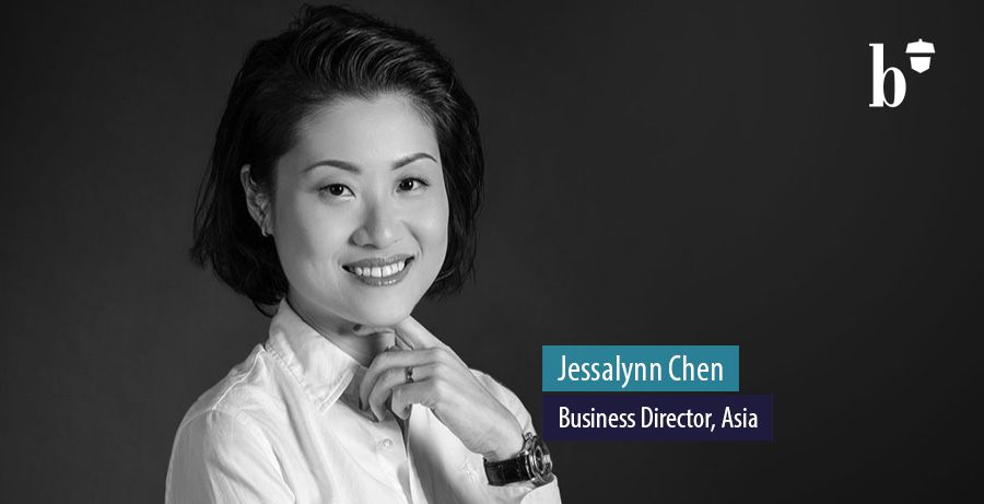 Jessalynn Chen, Business Director, Asia