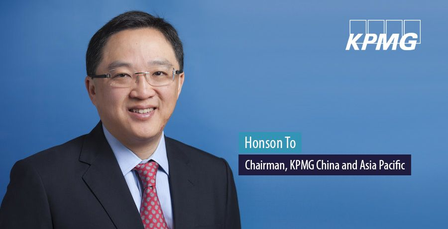 Honson To - Chairman, KPMG China and Asia Pacific