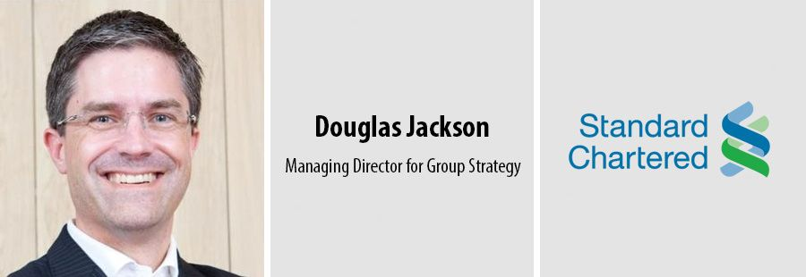 Douglas Jackson - Managing Director for Group Strategy - Standard Chartered