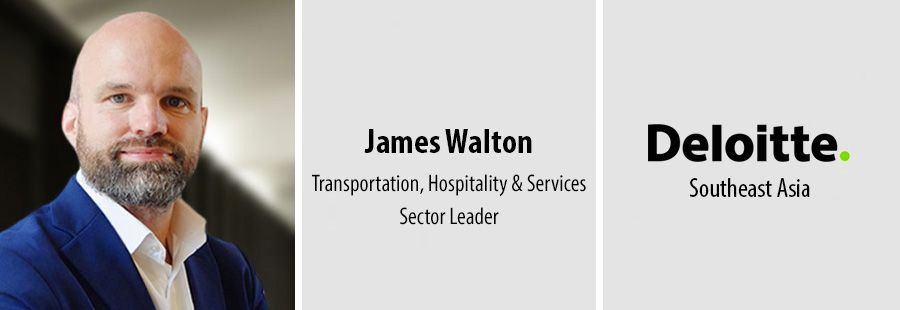 James Walton, Transportation, Hospitality & Services Sector Leader - Deloitte