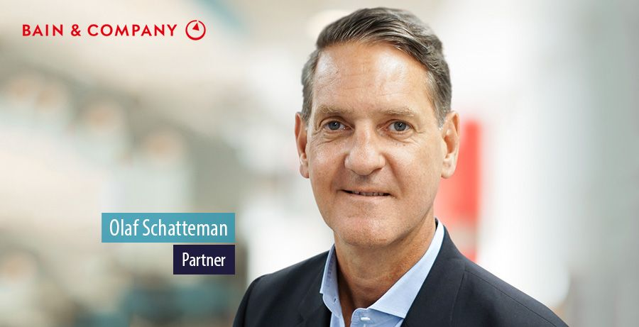 Olaf Schatteman, Partner at Bain & Company