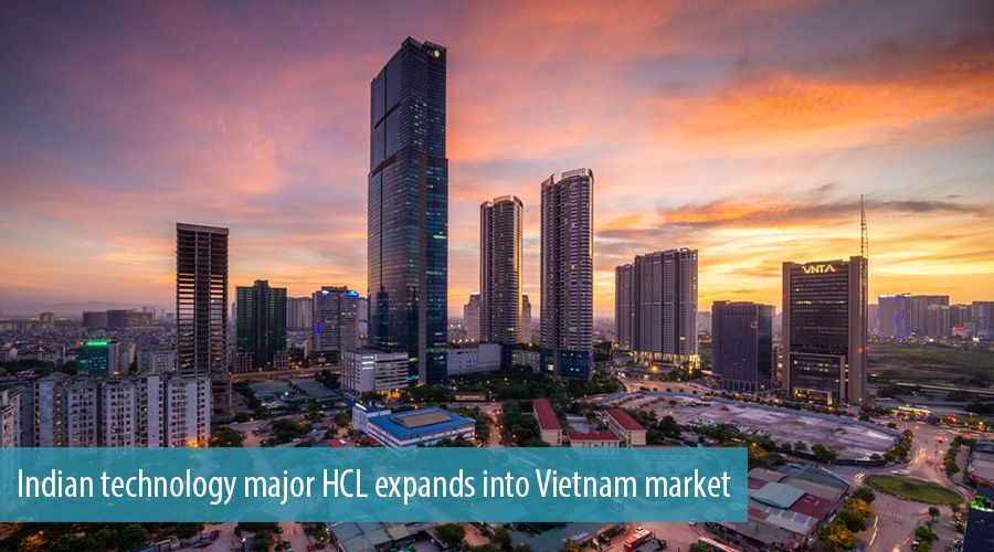Indian technology major HCL expands into Vietnam market