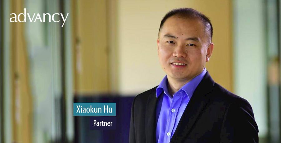 Xiaokun Hu, Partner, Advancy