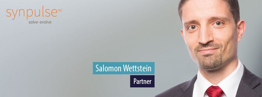 Salomon Wettstein, Partner, Synpulse