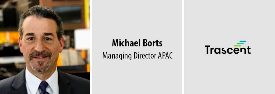Michael Borts, Managing Director APAC, Trascent