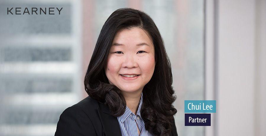 Chui Lee, Partner, Kearney