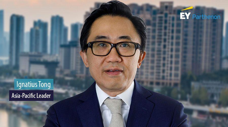 Ignatius Tong, EY-Parthenon Asia-Pacific Leader