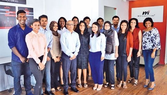 MTI Consulting moves into new office in Colombo, Sri Lanka