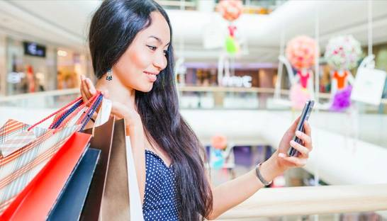Chinese consumers increasingly turn to mobile for their shopping