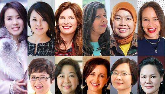 EY selects 23 Asia Pacific business women for entrepreneurial programme